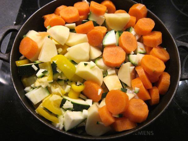Vegetarian Casserole Dish Recipe - 09