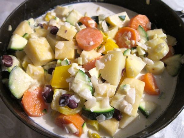 Vegetarian Casserole Dish Recipe - 12