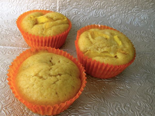 Mango and Lime Muffin Recipe