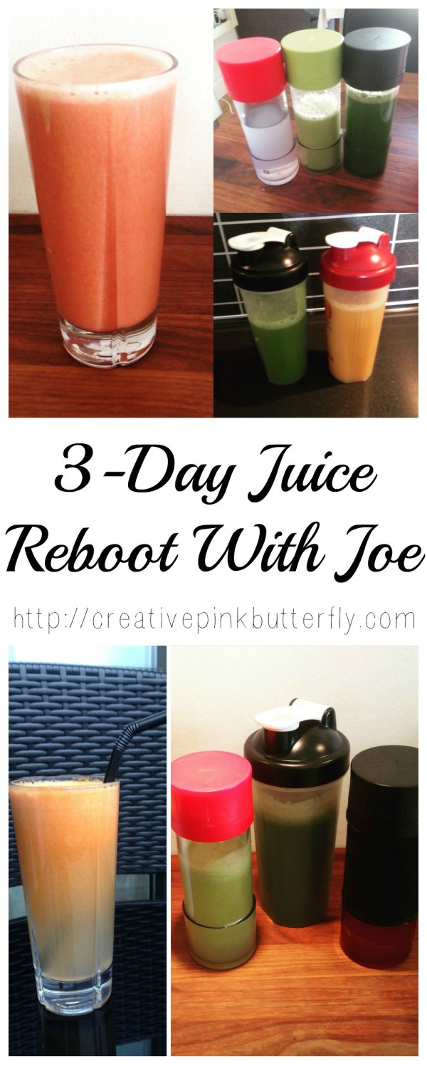 3 Day Juice Detox Plan