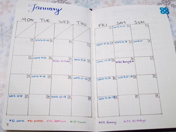 How to set up a Bullet Journal - 7 of 15