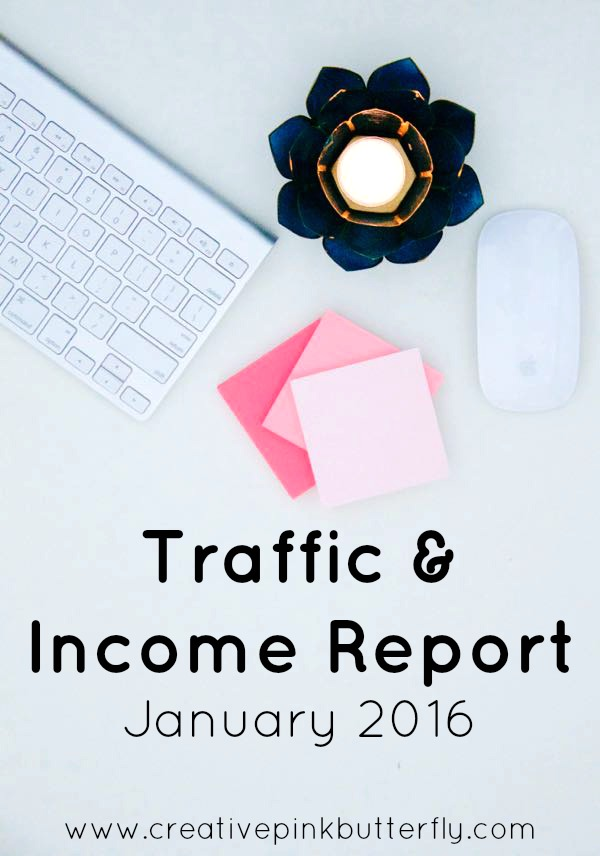 traffic and income blog report jan 2016